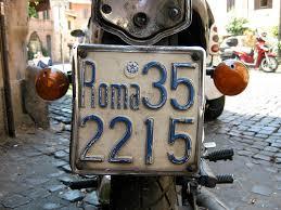 Vespa Roma 5